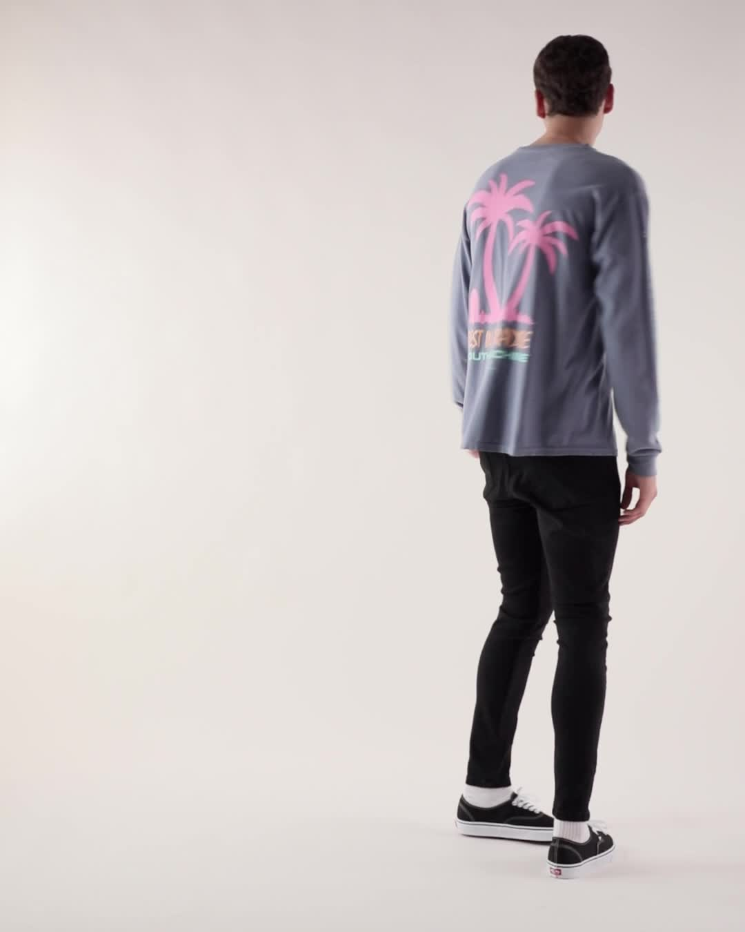 Youth Machine Paradise Long Sleeve Tee product video